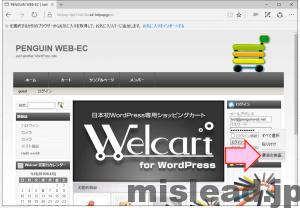パスワードが非表示になっている画面 右クリックで検証 internet explorer