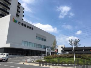 行徳総合病院 駐車場