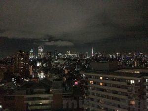 iPhone6s 背面カメラ 夜景