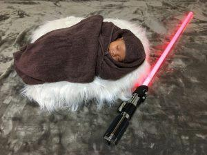 スター・ウォーズ(star wars) ライトセーバー(lightsaber) 寝相アート