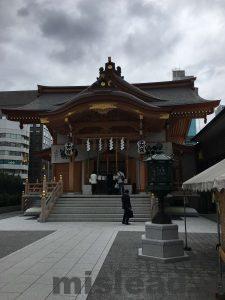 水天宮 新社殿