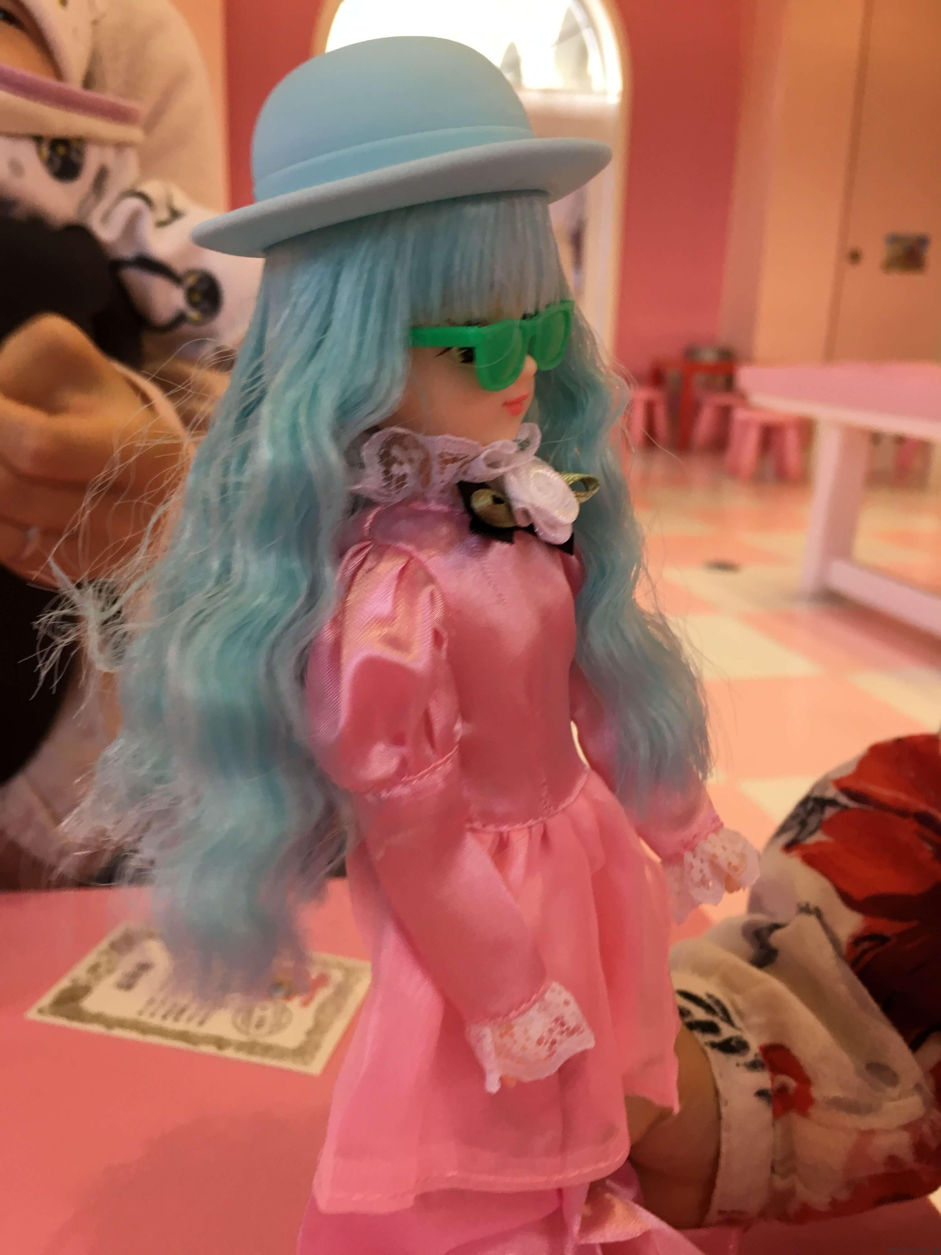 お人形教室5 リカちゃんキャッスル