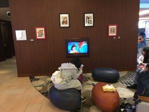 シェラトン・グランデ・トーキョーベイ・ホテル キッズスペース1
