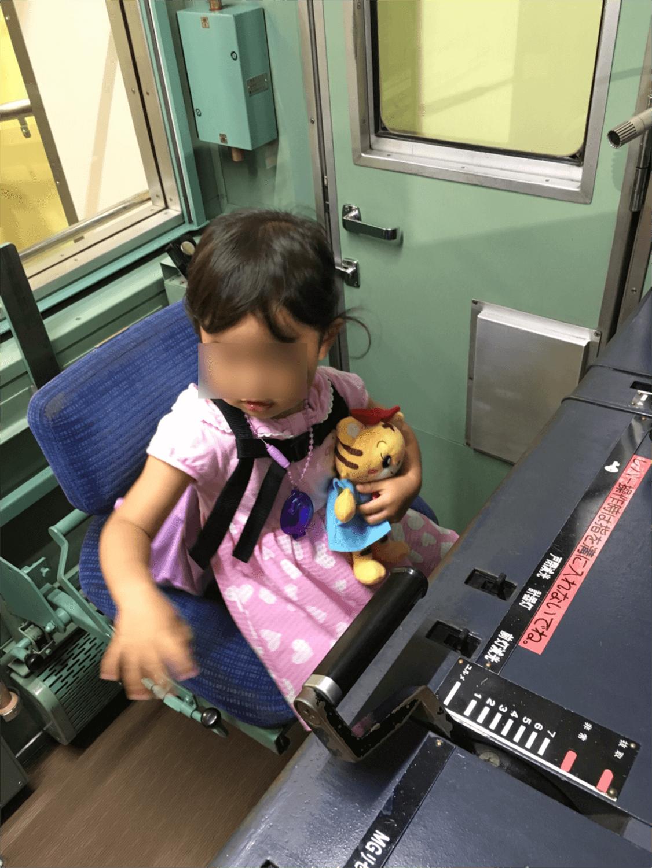 運転席 地下鉄博物館