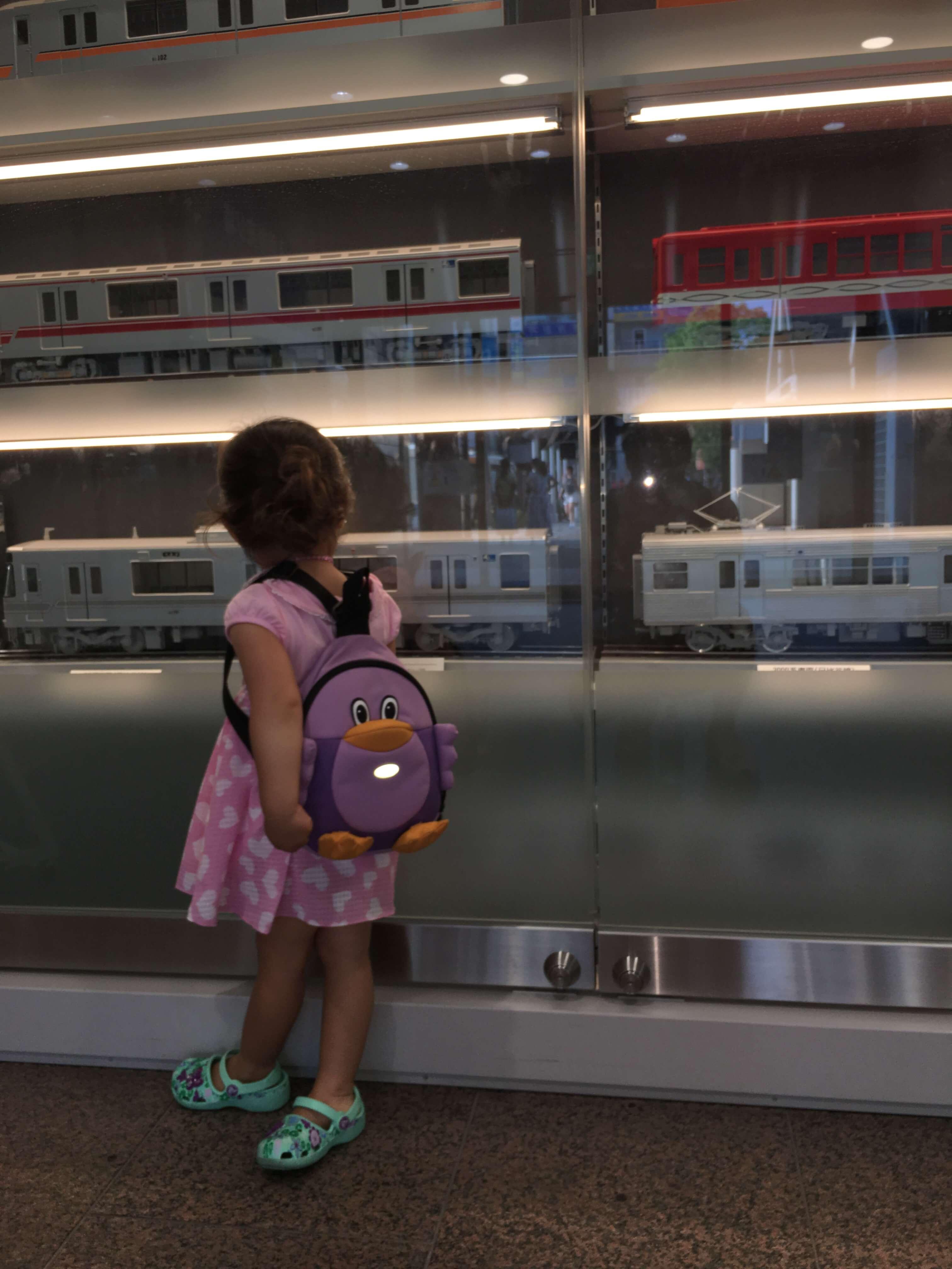 地下鉄博物館 出口