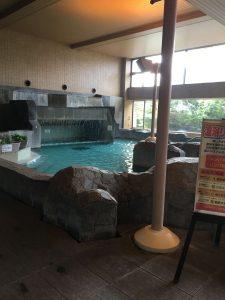 龍宮城ホテル三日月 温泉1