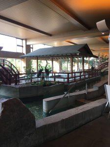 龍宮城ホテル三日月 温泉3