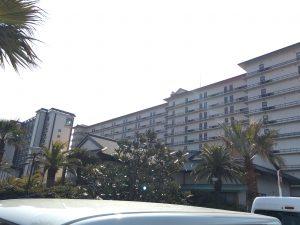 龍宮城ホテル外観