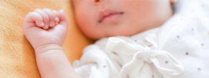 アトピー!?生後間もない赤ちゃんの皮膚が剥けまくる症状